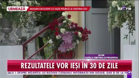Trupul neînsufleţit al lui Răzvan Ciobanu a fost adus în București