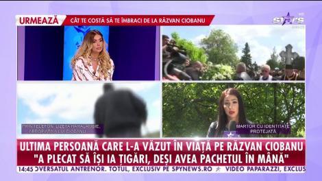 Un martor cheie ar putea răsturna toată ancheta morţii celebrului creator de modă Răzvan Ciobanu!