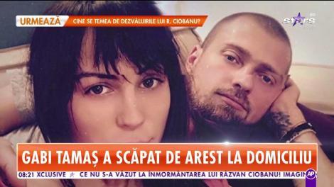 Gabi Tamaş a scăpat de problemele cu legea!