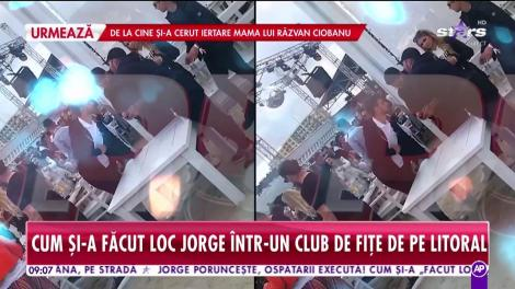 Cum și-a făcut loc Jorge într-un club de fițe de pe litoral