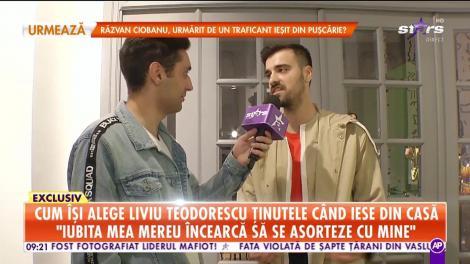 Cum își alege Liviu Teodorescu ținutele când iese din casă: Nu arunc pe mine ce găsesc prima dată în dulap