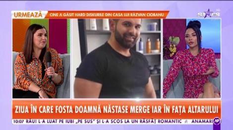 Brigitte Sfăt și Florin Pastramă au depus actele pentru a se căsători