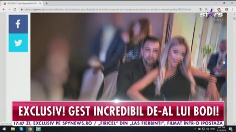 Alex Bodi, gest incredibil! A luat-o pe sus pe Bianca Drăgușanu, iar un martor a chemat Poliția