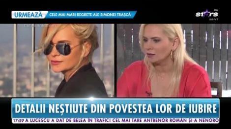 Star News. Detalii neștiute din povestea de iubire a Paulei Chirilă