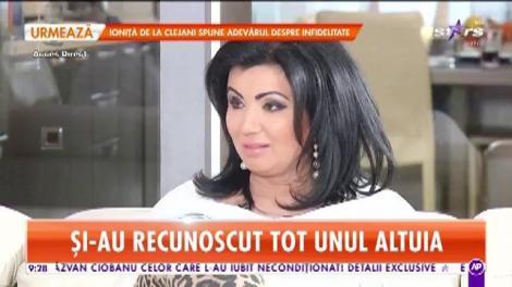 Viorica și Ioniță de la Clejani, interviu cu cărțile pe față! Au recunoscut tot!