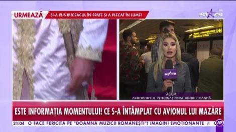 Răi da buni. Radu Mazăre a ajuns în țară! Ce s-a întâmplat cu avionul în care a fost adus