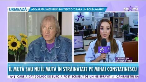 Informații de ultimă oră! Îl mută sau nu îl mută în străinătate pe Mihai Constantinescu