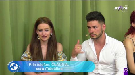 Mădălina și sora sa, Claudia, varsă lacrimi amare din cauza lui Alexandru: Și-a bătut joc de ea