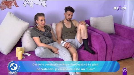 Oana și Laurențiu, despre cuplul Rozy - Valentin: Chiar sunt frumoși, se completează