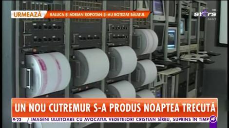 România s-a clătinat din nou. Un cutremur a avut loc la 114 kilometri adâncime!