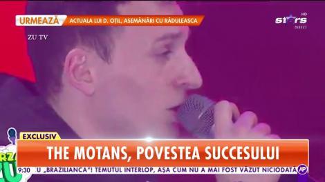 The Motans a făcut show pe scena Forza Zu