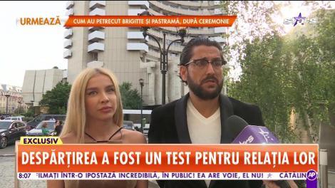 Cezar Ouatu și Andreea Vilău s-au logodit în mare secret!