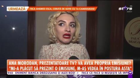 """Ana Morodan, adevărul despre """"Asia Express"""" și dorința de a avea propria emisiune: """"Adevărul e când ne uităm în cont, nu like-urile de pe Instagram"""""""
