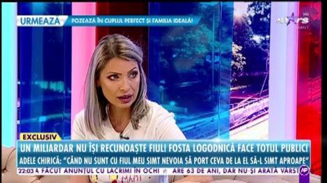 Răi da Buni. Scandalul momentului în România. Un miliardar nu-şi mai recunoaşte fiul bolnav