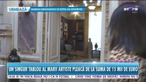 O parte din moştenirea actriței Stela Popescu va fi scoasă la licitaţie