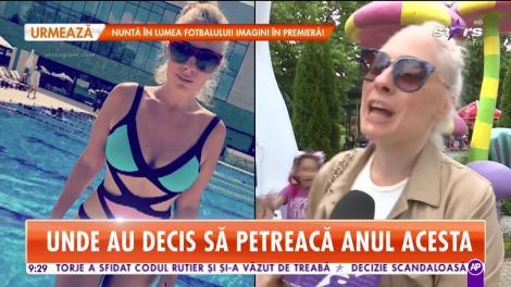 Vedetele și-au ales deja destinația pentru vacanță! Alina Sorescu: Vom pleca obligatoriu la mare și la munte