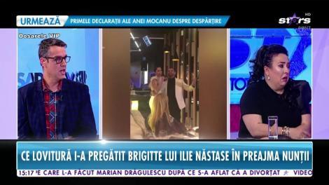 Ce lovitură i-a pregătit Briggite lui Ilie Năstase în preajma nunții
