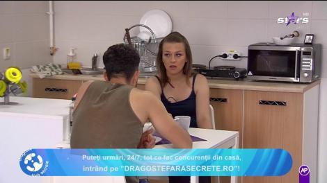 """Dragoste fără secrete. Laurențiu și Oana, comentarii la adresa Nicoletei și lui Alexandru: """"Dragostea a triumfat"""""""