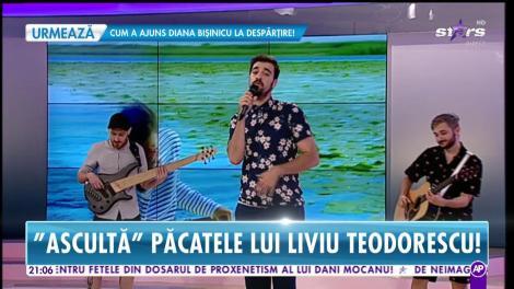 Răi da buni. Liviu Teodorescu cântă piesa Ascultă