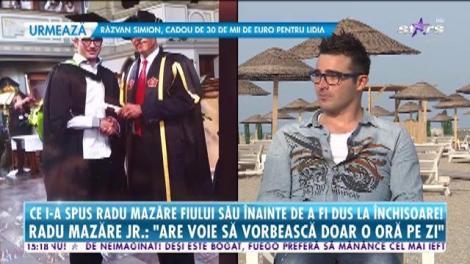 Lizeta Haralambie, despre ce se întâmplă cu Radu Mazăre în penitenciar
