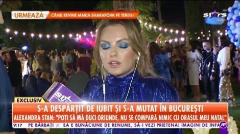 Alexandra Stan s-a despărțit de iubit și s-a mutat în București: Încep un nou capitol în viața mea