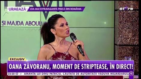 Agenția Vip. Oana Zăvoranu, faţă în faţă cu trecutul ei: Dacă persiști în greșeală înseamnă că ești prost