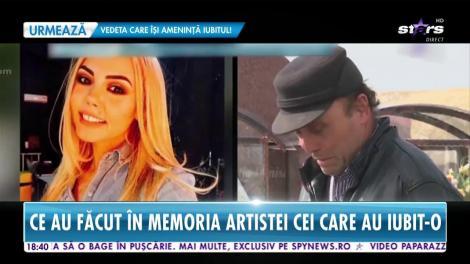 Star News. Imagini tulburătoare de la mormântul Denisei Răducu