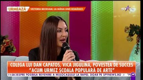 Povestea de succes a Vicăi Jigulina: Stăpânesc pianul și chitara
