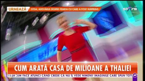 Star Matinal. Cum arată casa de milioane a Thaliei Oreiro