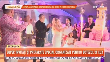 Star Matinal. Andreea Tonciu, nașă pentru prima dată. Vedeta a schimbat două ținute