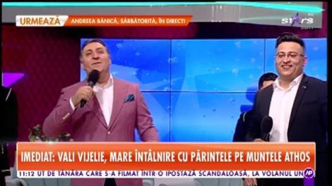 Vali Vijelie, Iulian Dumitrache și Roson Music Band cântă la Star Matinal