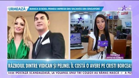 Star Magazin. Continuă războiul dintre Alina Vidican şi Valentina Pelinel! Fosta soţie a afaceristului şi-a anunţat venirea în România!