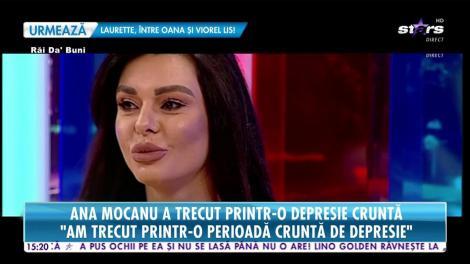 Star Magazin. Ana Mocanu a trecut printr-o depresie cruntă: Acum sunt mai liniștită
