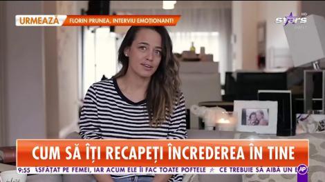 Star Matinal. Andreea Raicu, totul despre cum să îți recapeți încrederea în tine