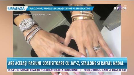 Anamaria Prodan și-a cumpărat un ceas de aproape un milion de dolari