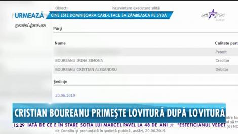 Cristian Boureanu primește lovitură după lovitură! Prima soție îl execută silit pe fostul politician