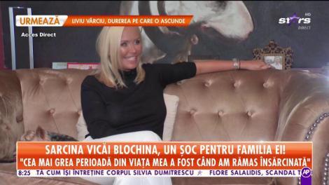 Vica Blochina, în lacrimi! Mărturisiri dureroase despre viaţa ei şi despre cel mai mare coşmar pe care l-a trăit!