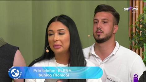 Dragoste fără secrete. Monica a izbucnit în lacrimi, iar Ricardo i-a ţinut isonul!