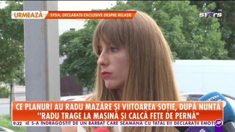 Ce planuri au Radu Mazăre și viitoarea soție, după nuntă