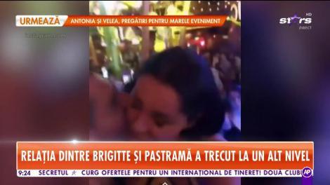 Relația dintre Brigitte și Pastramă a trecut la un alt nivel