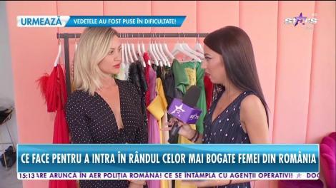 Star News. Ispita Nicoleta, afaceri de jumătate de milion de euro