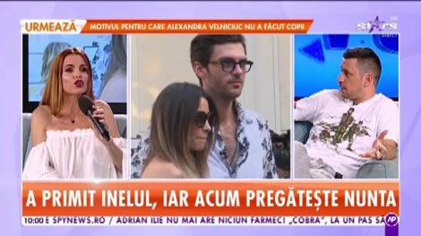 Star Matinal. Lili Sandu, detalii despre nuntă! A primit inelul iar acum se pregătește pentru marele eveniment
