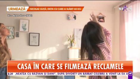 Star Matinal. Bianca Marca, make-up artistul Casei Regale a României, are o casă de vis