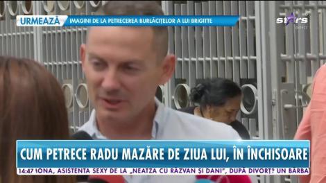 Star Magazin. Cum petrece Radu Mazăre de ziua lui, la închisoare