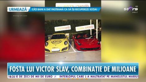 Star News. Fosta lui Victor Slav s-ar fi cuplat cu unul dintre cei mai râvniţi burlaci