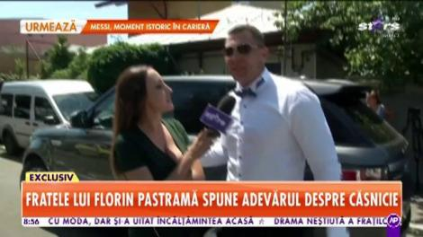 Star Matinal. Brigitte și Florin Pastramă, nuntă cu 430 de invitați. Cei doi spun DA și în fața lui Dumnezeu