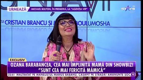 Agenția Vip. Ozana Barabancea are cu ce se mândri! Fiul ei a luat examenul maturității