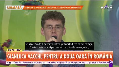 Star Matinal. Gianluca Vacchi, pentru a doua oară în România! A mixat la cel mai tare festival de pe litoral