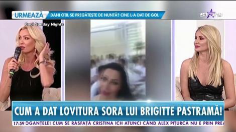 Star News. Sora lui Brigitte Pastramă a dat lovitura! Se iubeşte cu un milionar elveţian