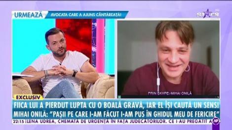 Răi da buni. Cum s-a vindecat Mihai Onilă, cântărețul de la Axxa, de diabet
